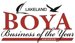 Business Of The Year Awards Logo
