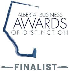 Alberta Business Awards of Distinction Logo
