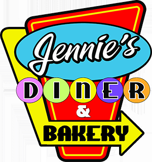 Jennie's Diner Logo